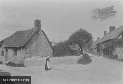 Cove Cottage 1903, West Lulworth