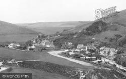 General View c.1950, West Lulworth