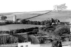 Holy Trinity Church 1904, West Lulworth
