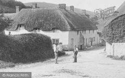Main Road 1904, West Lulworth