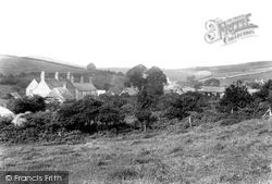 Radclyffe And Hillside 1904, West Lulworth