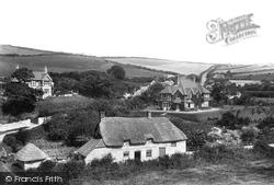 St Patricks 1904, West Lulworth