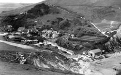 The Beach c.1955, West Lulworth