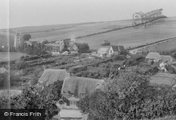 The Vicarage 1904, West Lulworth