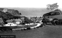 The Village 1904, West Lulworth