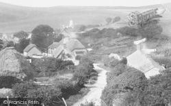 The Village And Holy Trinity Church 1904, West Lulworth