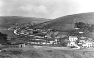 West Lulworth, the Village c1960