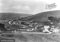 The Village c.1950, West Lulworth