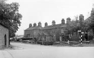 West Marton, Thornton Road c1955