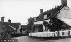 West Monkton, Cherry Tree Corner c.1955