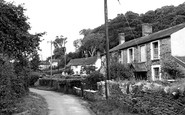 West Monkton, Coombe c1960
