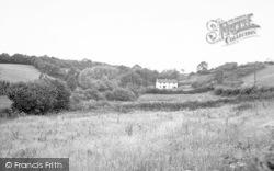 West Monkton, Coombe c.1960