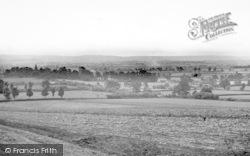 West Monkton, General View c.1955