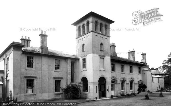 West Monkton, Monkton House c1960