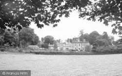 West Monkton, Monkton House c.1955