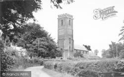 West Monkton, The Church c.1955
