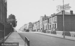Gipsy Road c.1955, West Norwood