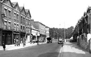 West Norwood, Gipsy Road c1955