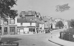 West Norwood, Salters Hill c.1955