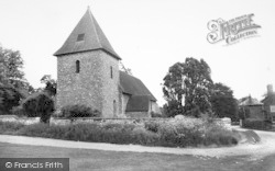 The Church c.1960, West Peckham