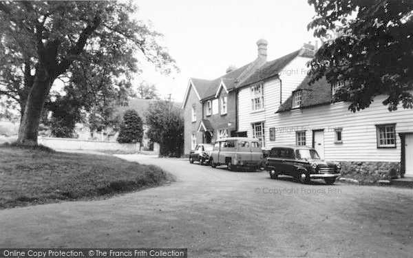 Photo of West Peckham, The Swan Inn c.1960