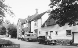 The Swan Inn c.1960, West Peckham
