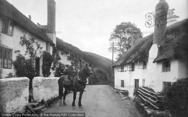 Photo of West Porlock, 1923