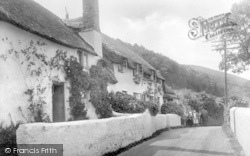 1929, West Porlock