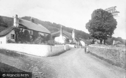 The Village 1892, West Porlock