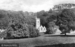 West Quantoxhead, St Etheldreda Church And Park 1903