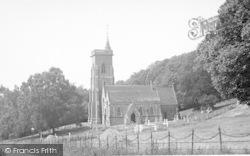 The Church c.1960, West Quantoxhead