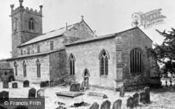 All Saints' Church c.1955, West Rasen