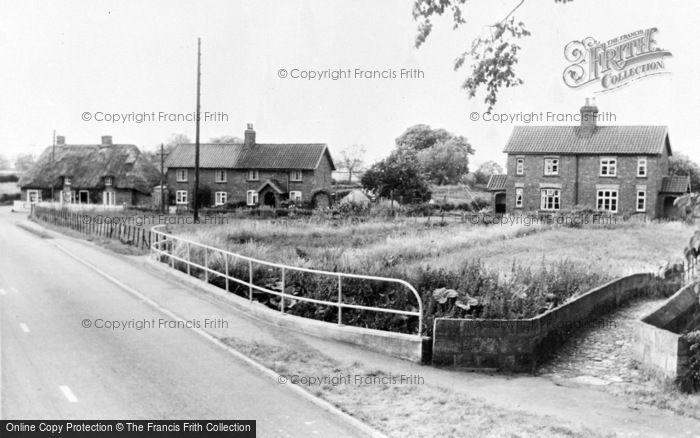 Photo of West Rasen, The Village c.1955