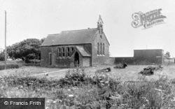 The Village Hall c.1955, West Rasen