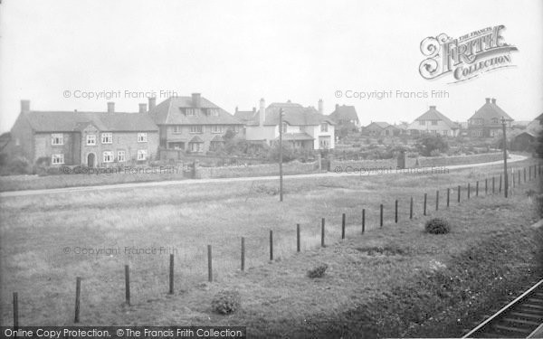 Photo of West Runton, 1925