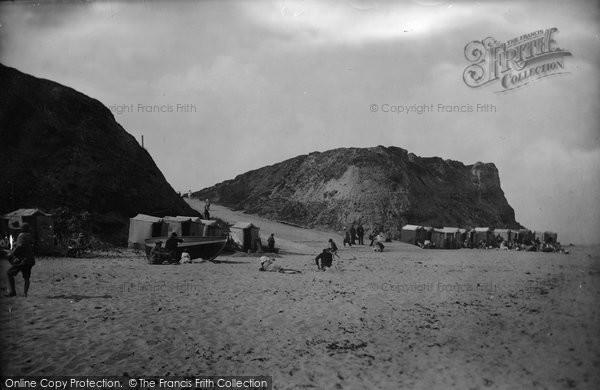 Photo of West Runton, Beach 1921