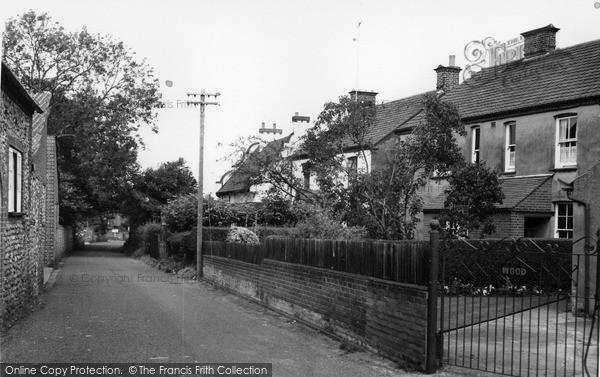 Photo of West Runton, Beach Road c.1955