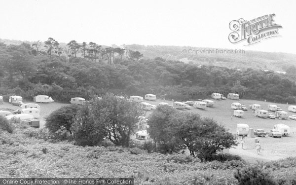 Photo of West Runton, Caravan Club Site c.1960