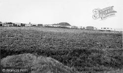 Caravan Site c.1955, West Runton