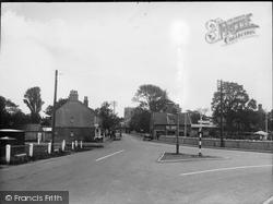 Cromer Road 1938, West Runton