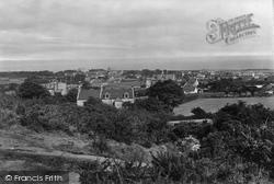 General View 1921, West Runton