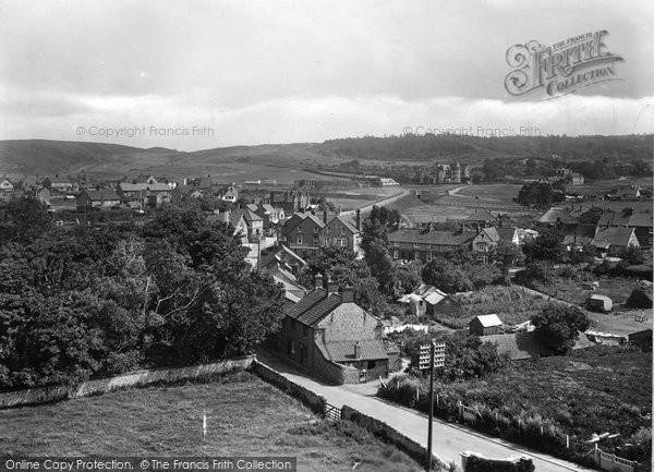 Photo of West Runton, General View 1925