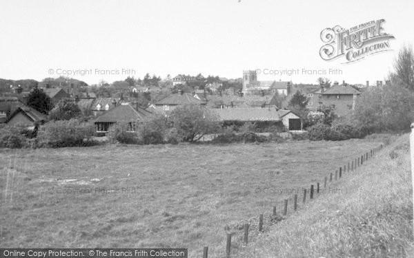 Photo of West Runton, General View c.1955