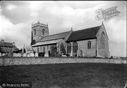 Holy Trinity Church 1921, West Runton