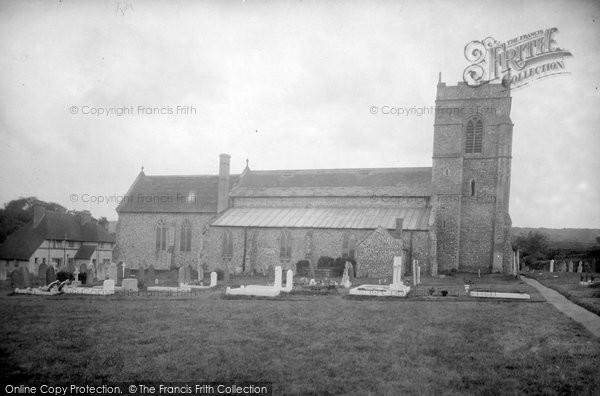 Photo of West Runton, Holy Trinity Church 1933