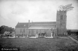 Holy Trinity Church 1933, West Runton