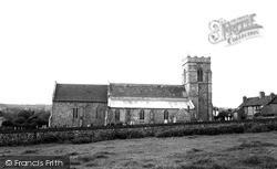 Holy Trinity Church c.1960, West Runton
