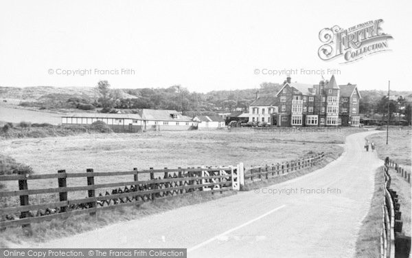 Photo of West Runton, Links Hotel And Golf Club c.1960
