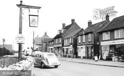 Main Street c.1960, West Runton