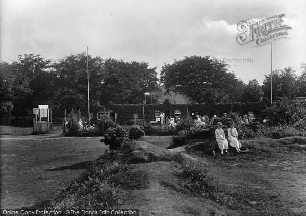 Photo of West Runton, Roman Camp 1925